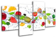 Fresh Fruits splash Food Kitchen - 13-0511(00B)-MP04-LO